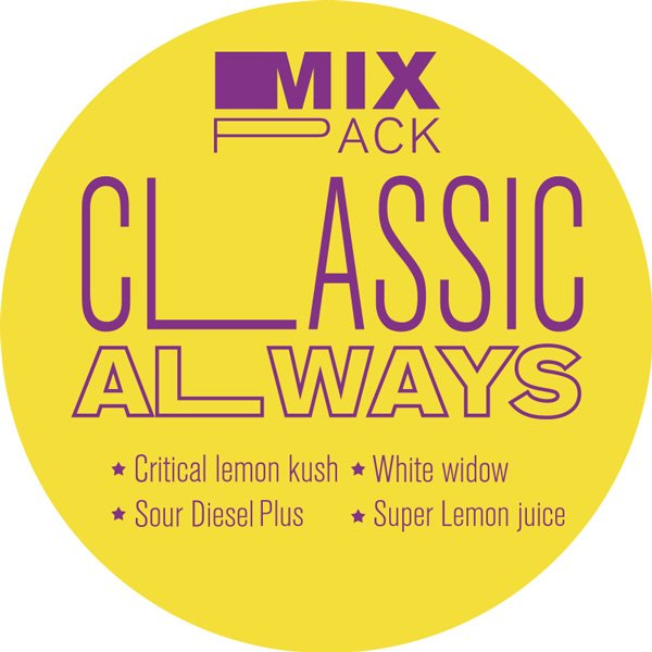 Classic Always Mix pack
